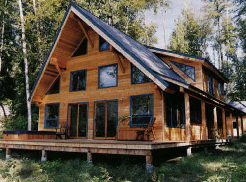 post and beam timberframe homes by granby post and beam home building company
