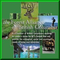 Press Here to see The Forest Alliance of BC's Website